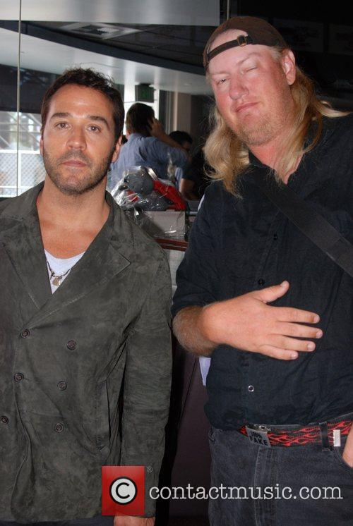 Jeremy Piven and Michael Quinn Smith  'Spy...
