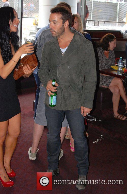 Jeremy Piven  'Spy Kids 4D' afterparty held...