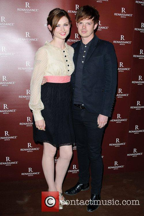 Sophie Ellis Bextor and Richard Jones St Pancras...