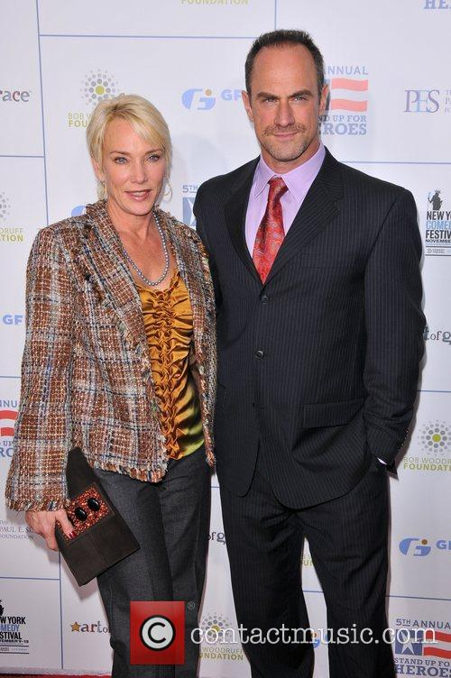Chris Meloni and Beacon Theatre 1