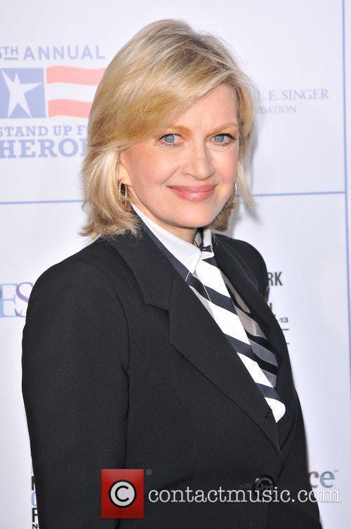 Diane Sawyer and Beacon Theatre 2
