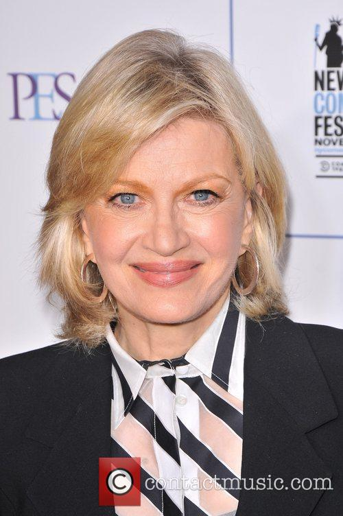 Diane Sawyer and Beacon Theatre