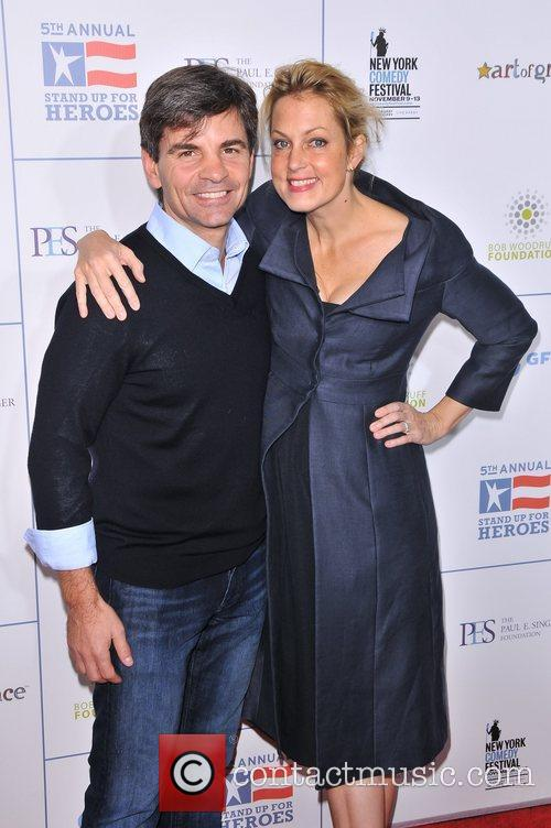 George Stephanopoulos 2011 Stand Up For Heroes at...