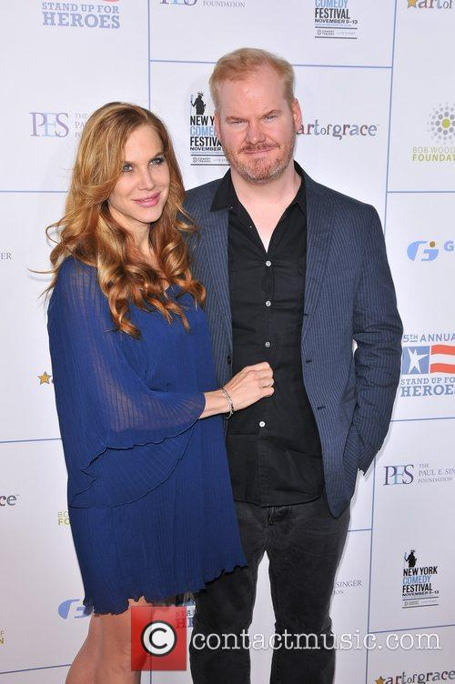 Jim Gaffigan 2011 Stand Up For Heroes at...