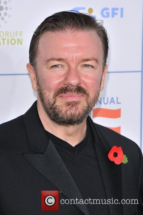 Ricky Gervais and Beacon Theatre 3