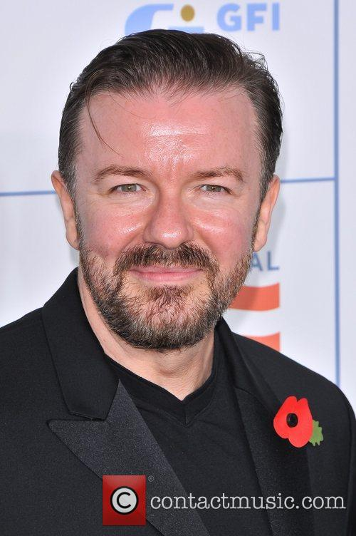 Ricky Gervais and Beacon Theatre 1