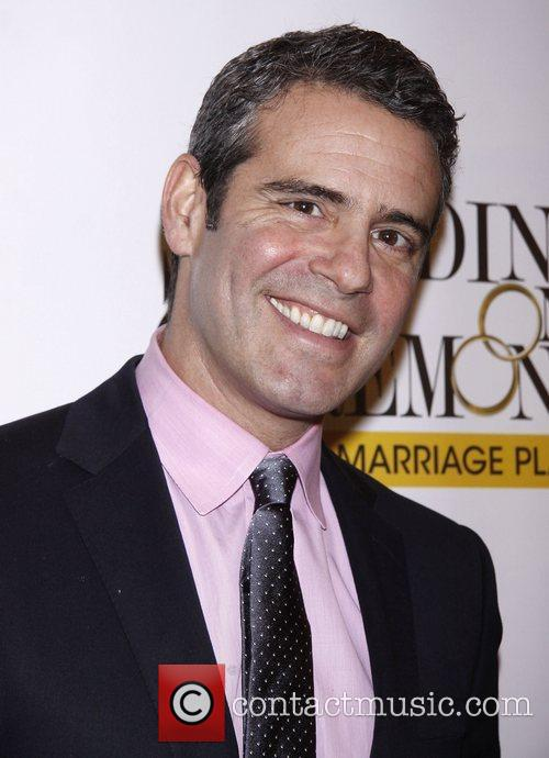Andy Cohen  Opening Night of the Off-Broadway...