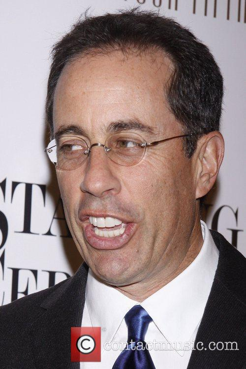 Jerry Seinfeld  Opening Night of the Off-Broadway...