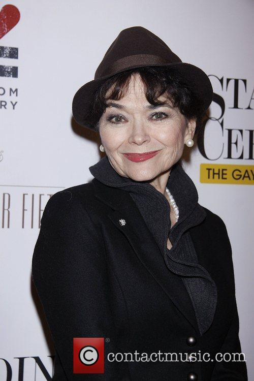 Linda Hart  Opening Night of the Off-Broadway...