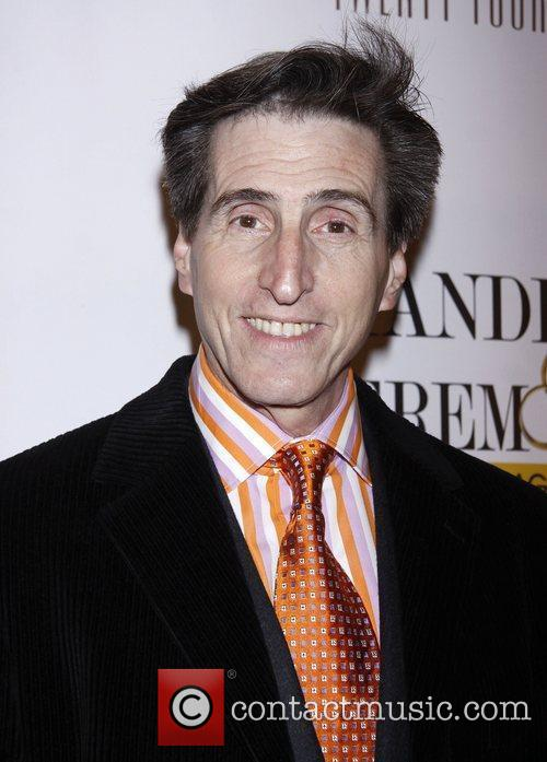 Paul Rudnick  Opening Night of the Off-Broadway...