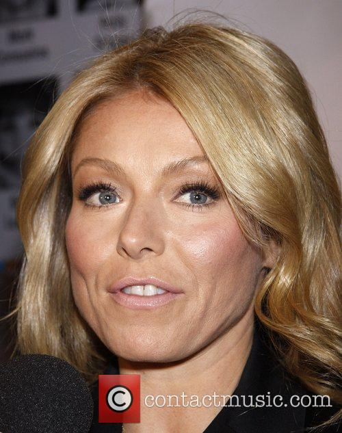 Kelly Ripa  Opening Night after party for...
