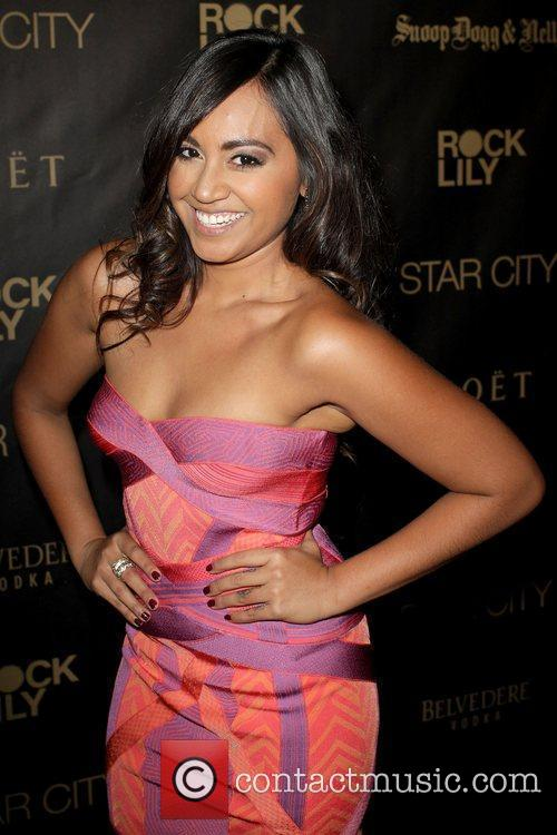 Jessica Mauboy Star City Casino holds an intimate...