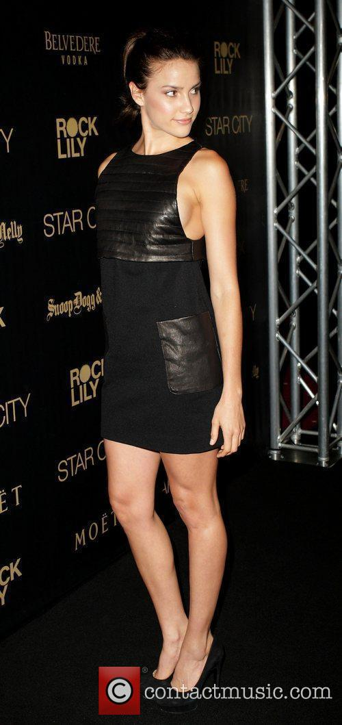 Rachael Finch Star City Casino holds an intimate...