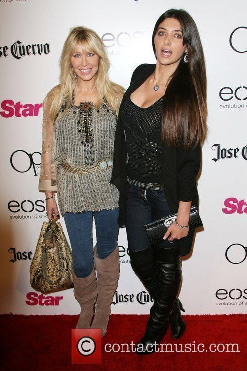 Lisa Gastineau and Brittany Gastineau Star Magazine's 3rd...