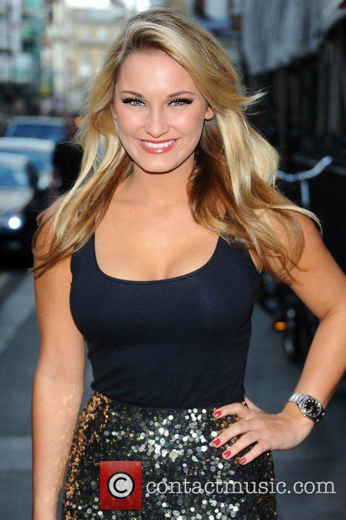 Sam Faiers 'The Only Way Is Essex' star,...