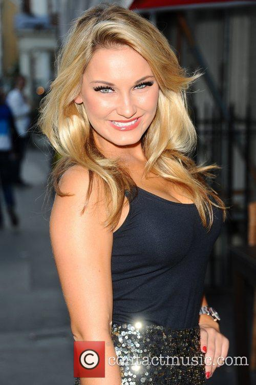 Sam Faiers 'The Only Way Is Essex' Star, Sam Faiers, Hosts| Sam