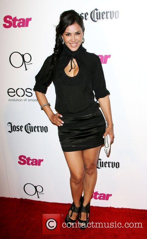Carla Ortiz Star Magazine's 3rd Annual All Hollywood...