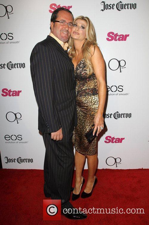 Alexis Bellino (R) and Husband Jim Bellino Star...