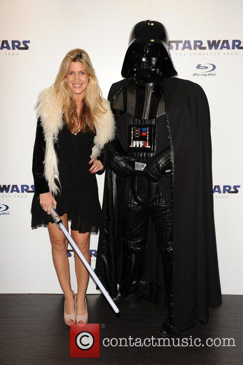 Francesca Hull (Made in Chelsea) Star Wars Blu-Ray...