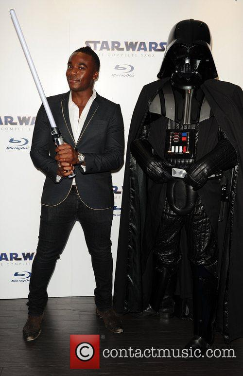 Star Wars Blu-Ray - launch party at BT...