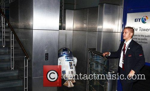 Star Wars and Droid 13