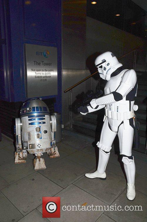 Star Wars and Droid 14