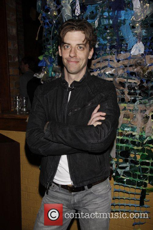 Christian Borle   Opening night after party...