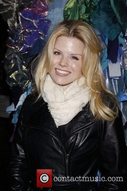 Megan Hilty   Opening night after party...