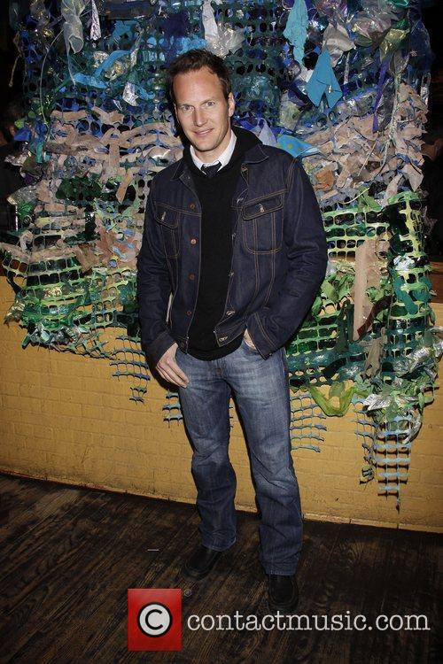 Patrick Wilson   Opening night after party...