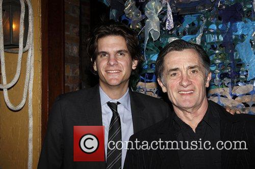 Alex Timbers and Roger Rees...