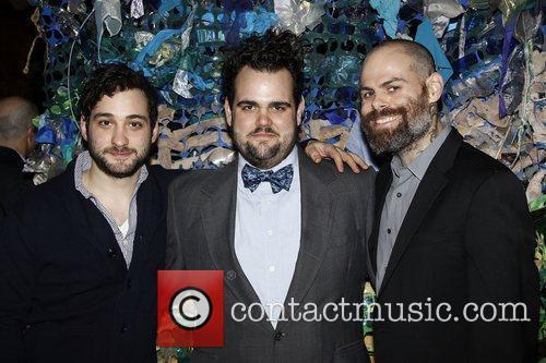 Teddy Bergman, Greg Hildreth and Matt D'Amico...