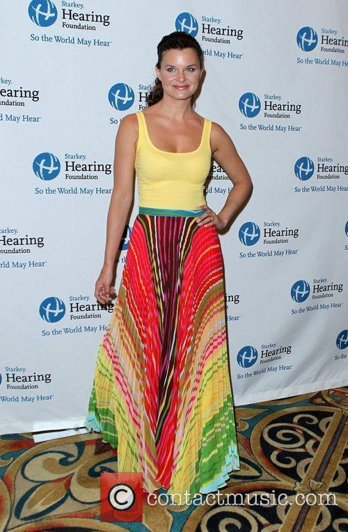 Heather Tom Primetime and daytime stars join The...