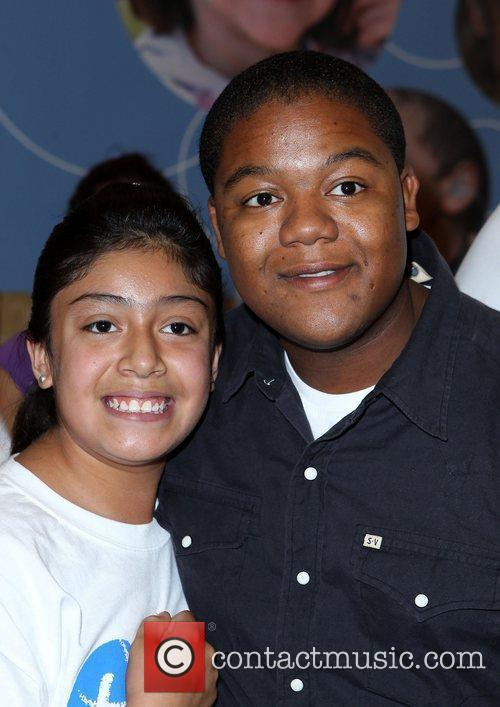 Kyle Massey and Guest Primetime and daytime stars...