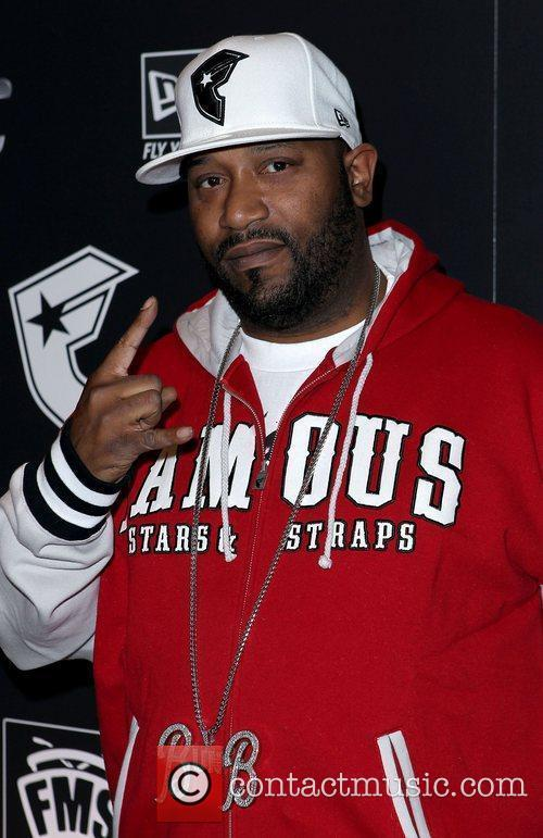 Bun B, Las Vegas and Travis Barker 2