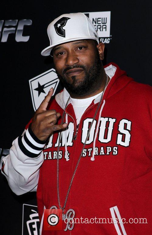 Bun B, Las Vegas and Travis Barker 4