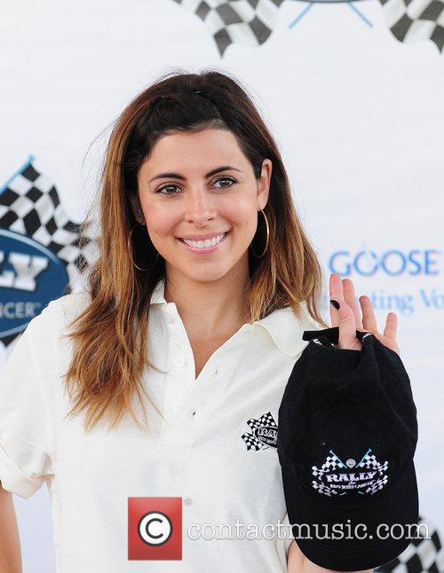 Actress Jamie-Lynn Sigler arrive at the Rally for...