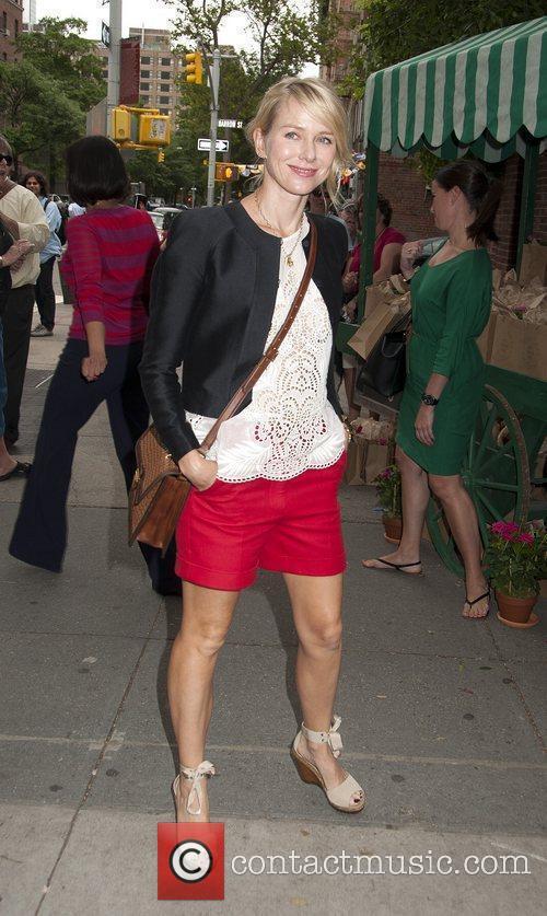 Naomi Watts Stella MCCartney Spring 2012 Presentation –...