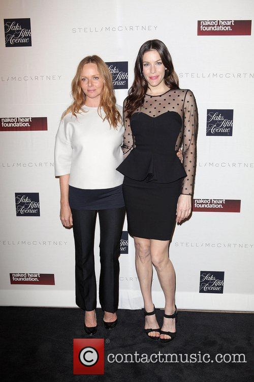 Stella Mccartney and Liv Tyler 3