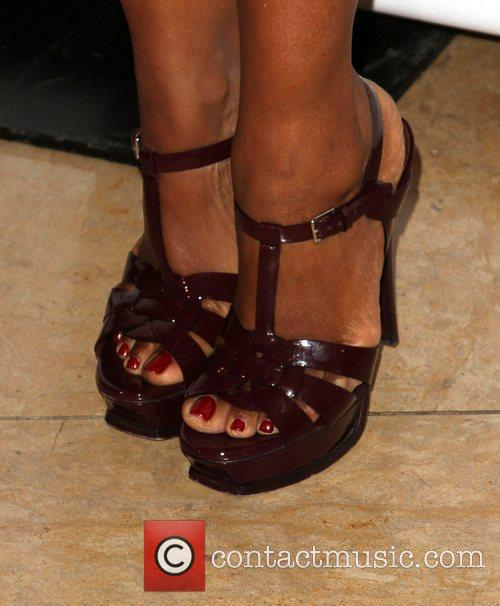 Garcelle Beauvais-Nilon and Beverly Hilton Hotel 5