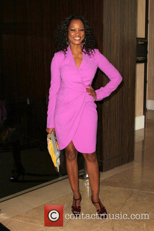 Garcelle Beauvais-nilon and Beverly Hilton Hotel 2