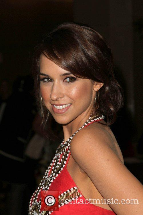 Lacey Chabert and Beverly Hilton Hotel 3