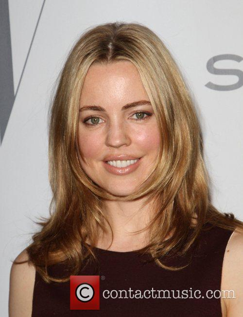 Melissa George and Beverly Hilton Hotel 5
