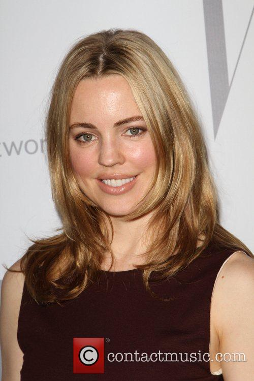 Melissa George and Beverly Hilton Hotel 2