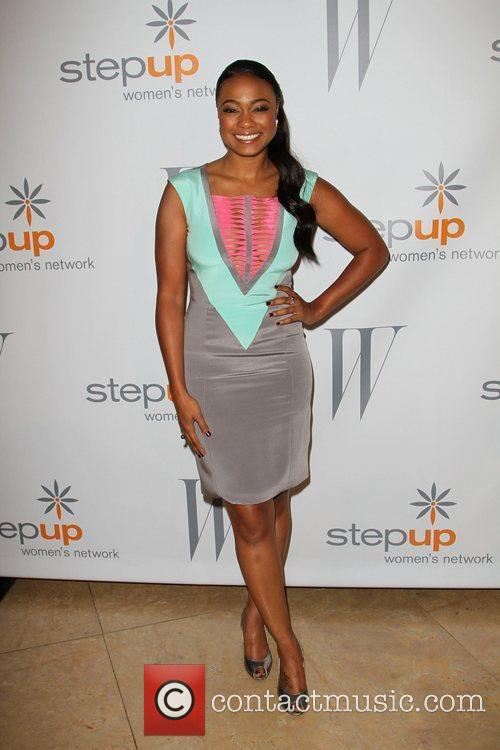 Tatyana Ali and Beverly Hilton Hotel 4