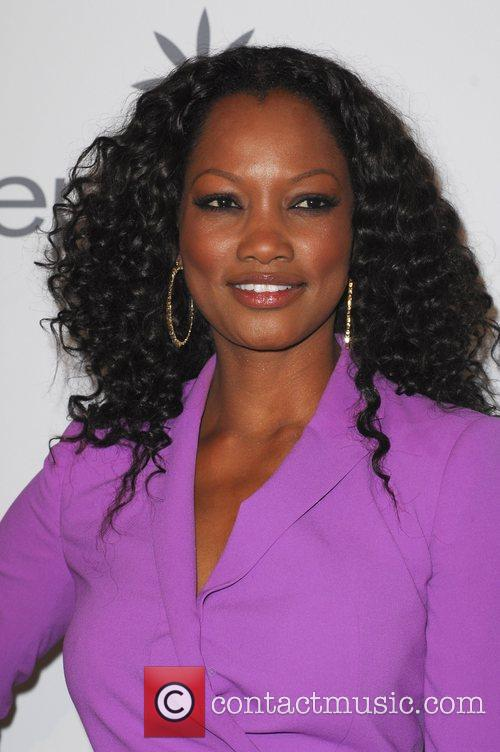 Garcelle Beauvais-Nilon and Beverly Hilton Hotel 1