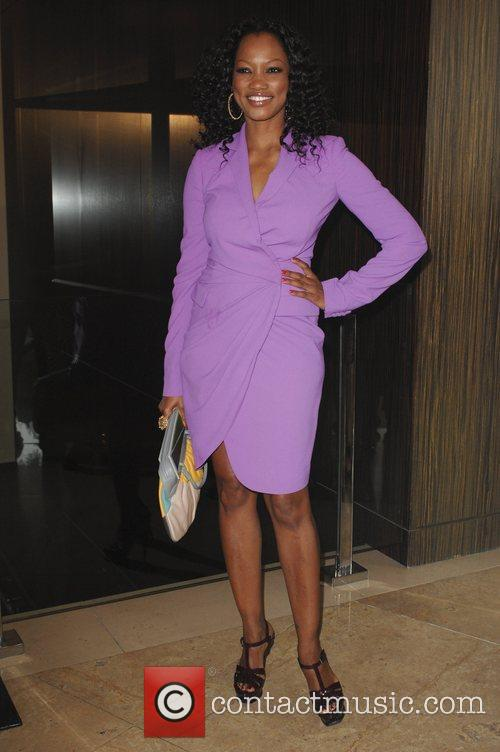 Garcelle Beauvais-nilon and Beverly Hilton Hotel 6