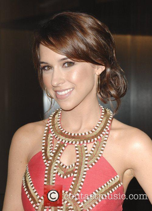 Lacey Chabert and Beverly Hilton Hotel 9