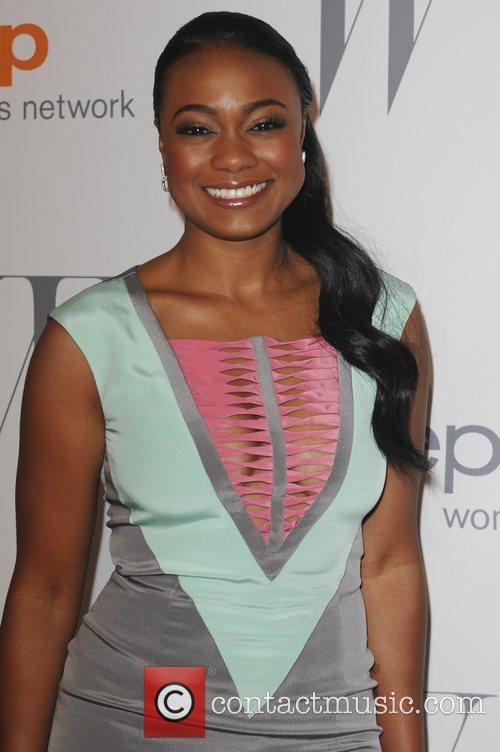 Tatyana Ali and Beverly Hilton Hotel 6