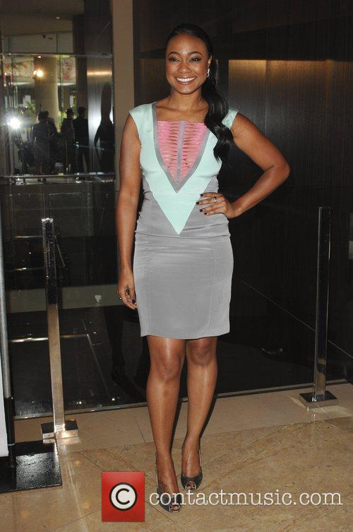 Tatyana Ali and Beverly Hilton Hotel 8
