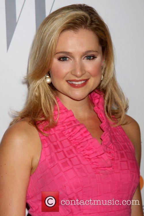 Katherine Bailess and Beverly Hilton Hotel 1